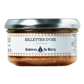 Tarrina de rilletes oca 140 gr. Comtesse du Barry